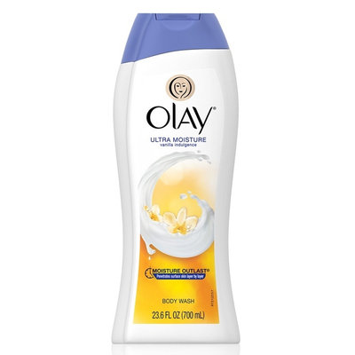 Olay Ultra Moisture Vanilla Indulgence Body Wash