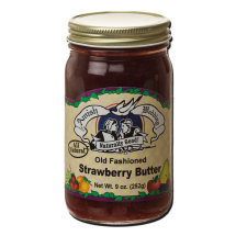 Amish Wedding Old Fashioned Strawberry Butter