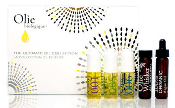 Olie Biologique The Ultimate Oil Collection