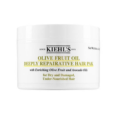 Kiehl's Olive Fruit Oil Deeply Repairative Hair Pak