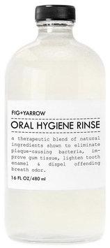Fig + Yarrow Oral Hygiene Rinse