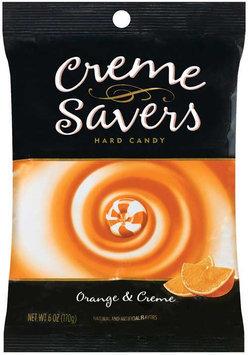 Creme Savers Orange & Cream