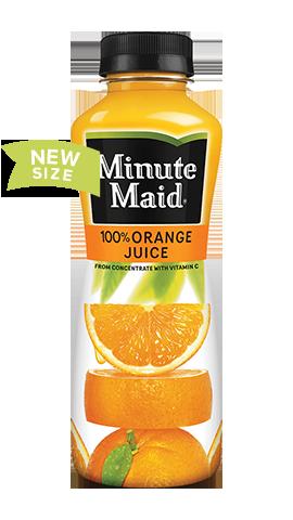 Minute Maid® 100% Orange Juice