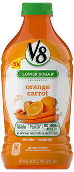 V8® Orange Carrot Fruit & Vegetable Blend