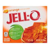 JELL-O Orange Gelatin Dessert