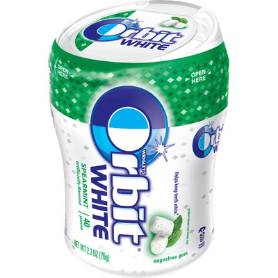 Orbit White Spearmint