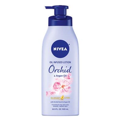 NIVEA Orchid & Argan Oil Infused Lotion