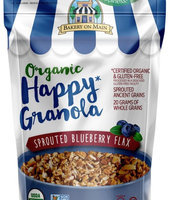 Bakery on Main Organic Happy Granola Sprouted Blueberry Flax
