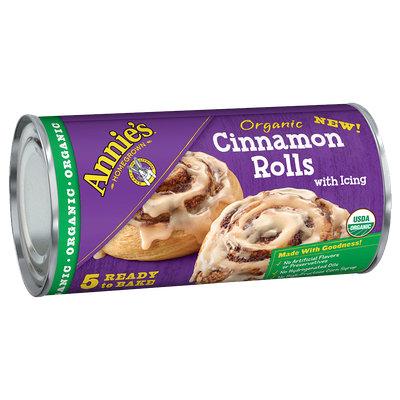 Annie's® Organic Cinnamon Rolls with Icing
