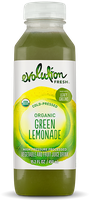 Evolution Fresh™ Cold-Pressed Organic Green Lemonade Vegetable and Fruit Juice