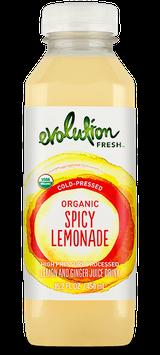 Evolution Fresh™ Organic Spicy Lemonade Juice Drink