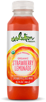 Evolution Fresh™ Cold-Pressed Organic Strawberry Lemonade Fruit Juice