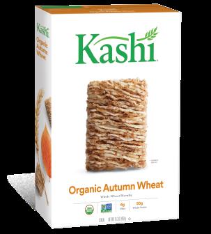 Kashi® Organic Autumn Wheat