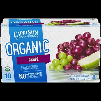 Capri Sun® Organic Grape Juice Drink