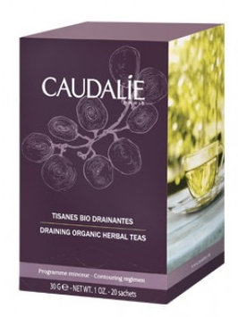 Caudalie Organic Herbal Tea Draining & Slimming Tea
