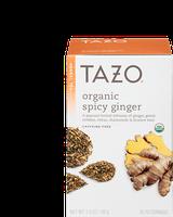 Tazo Organic Spicy Ginger Herbal Tea