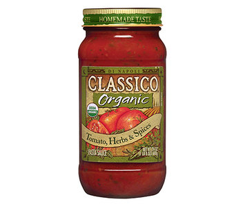 CLASSICO Organic Tomato Herbs and Spices