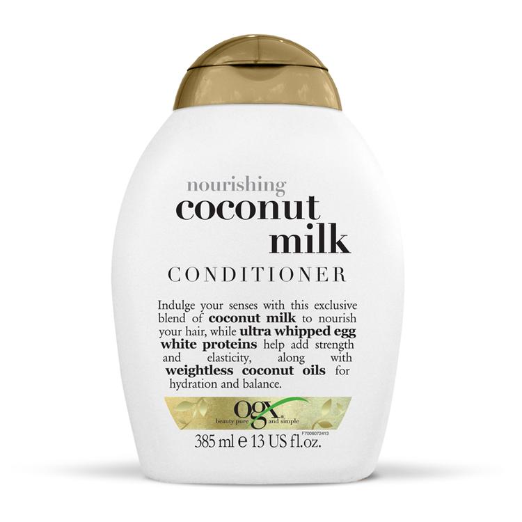 Ogx Coconut Milk Conditioner Reviews