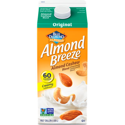 Almond Breeze® Almond Cashew Original Almondmilk Blends