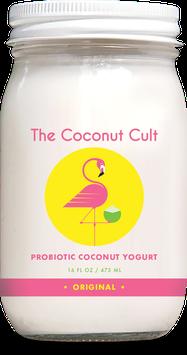 The Coconut Cult Probiotic Coconut Yogurts Original