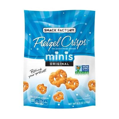 Pretzel Crisps® Minis Original