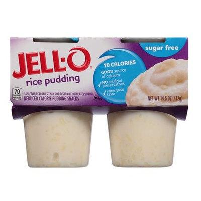 JELL-O Original Rice Pudding Reduced Calorie Pudding Snacks