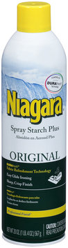 Niagara® Spray Starch Plus Original