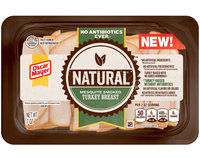 Oscar Mayer Natural No Antibiotics Ever Mesquite Smoked Turkey Breast