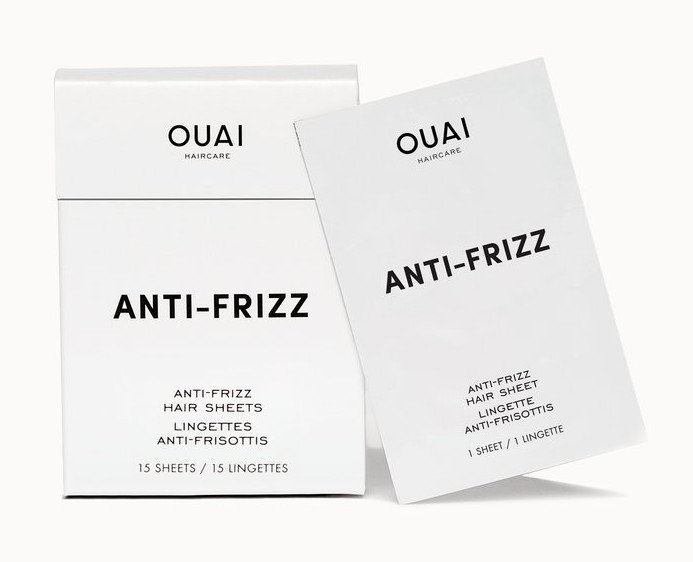 Slide: OUAI Anti-Frizz Hair Sheets