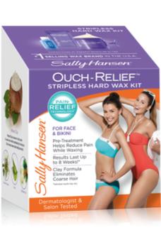 Sally Hansen® Ouch-Relief Stripless Hard Wax Kit