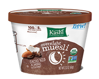 Kashi® Overnight Muesli, Cacao Nib Almond & Coconut