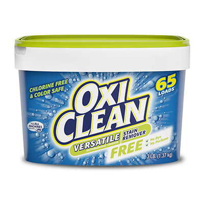 OxiClean™ Versatile Stain Remover Free