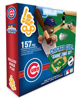 Mlb OYO Sports Chicago Cubs 157-pc. Gametime Set