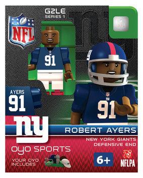 Oyo Sportstoys Inc NFL - NYG - New York Giants Robert Ayers Limited Edition