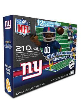 Oyo Sportstoys Inc Oyo Sportstoys New York Giants Game Time Set