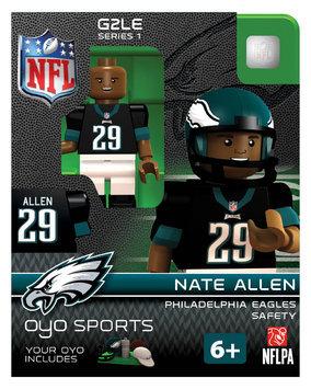 Oyo Sportstoys Inc NFL - PHI - Philadelphia Eagles Nate Allen Limited Edition