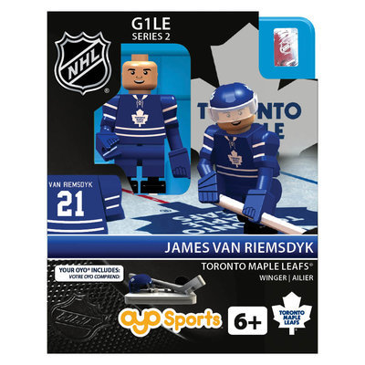 Oyo Sportstoys Inc Toronto Maple Leafs NHL OYO Minifigure James van Riemsdyk