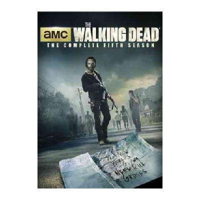 Walking Dead: Season 5 [5 Discs] (dvd)