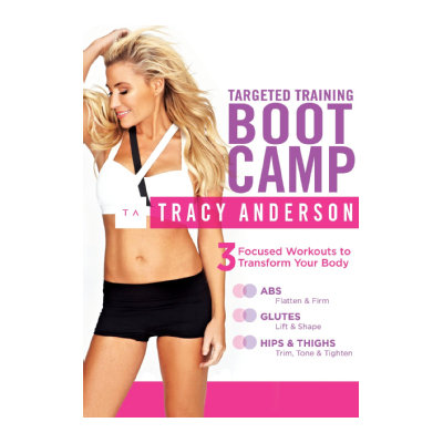 Tracy Anderson: Targeted Training Boot Camp DVD