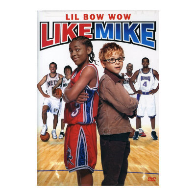 Like Mike [dvd/2 Sided Disc/wp/sensormatic] (twentieth Century Fox)