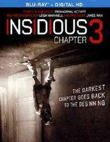 Insidious: Chapter 3 [Blu-ray] DVD