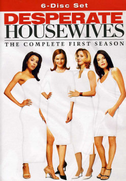 Desperate Housewives: The Complete First Season [6 Discs]