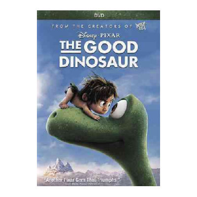 The Good Dinosaur (dvd)