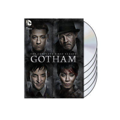 Gotham: The Complete First Season (Widescreen)