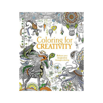 Coloring for Creativity: Release Your Imagination Through Coloring