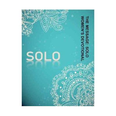 The Message: Solo Womens Devotional: Women's Devotional