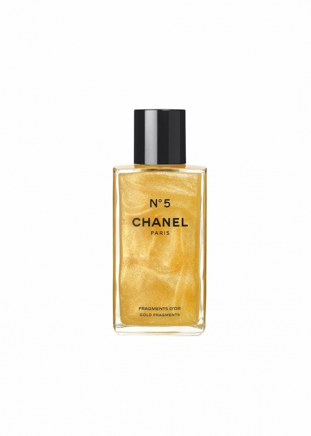 CHANEL N°5 Fragments D'Or Gold Fragments