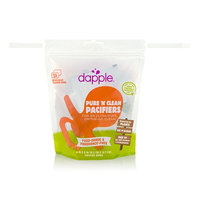 dapple Food-Grade Pacifier Wipes Fragrance-Free