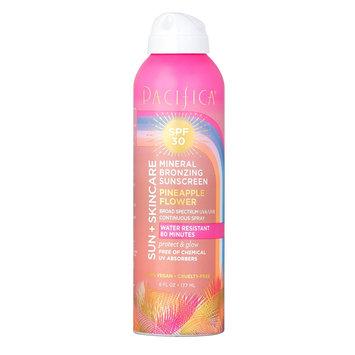 Pacifica Mineral Bronzing Sunscreen Pineapple Flower SPF 30
