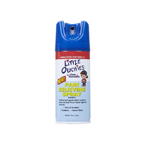 LITTLE REMEDIES® LITTLE OUCHIES PAIN RELIEVING SPRAY